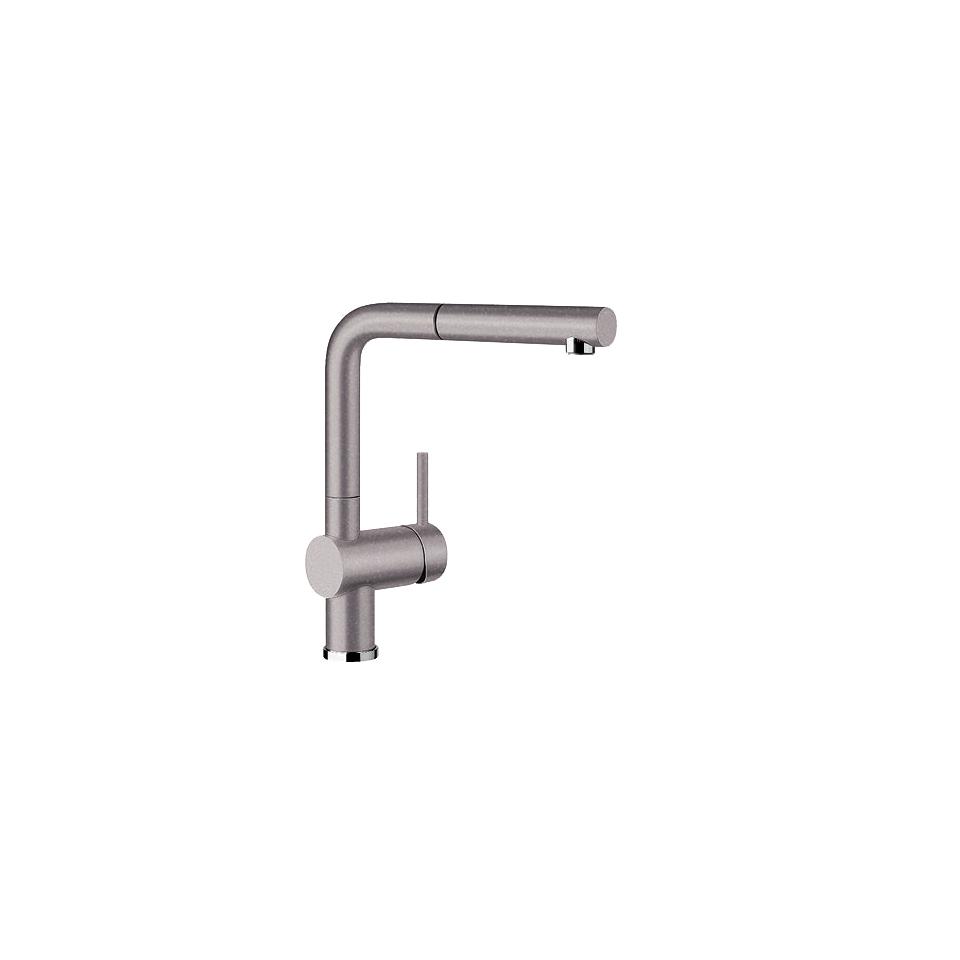 Inredning blandare bänkdiskmaskin : Blanco blandare Linus S Alumetall - Epoq - Blandare - Elgiganten