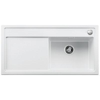 Blanco Zenar kj?kkenvask 1000x510 H (hvit) - Oppvaskkummer - Elkj?p
