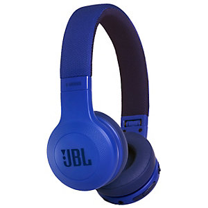 JBL E45BT on-ear hodetelefoner (blå)