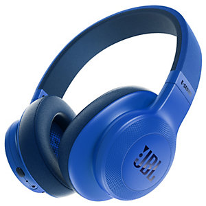 JBL around-ear hodetelefoner (blå)