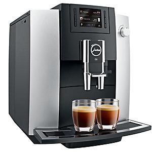 Jura E6 kaffemaskin E615058 (platina)