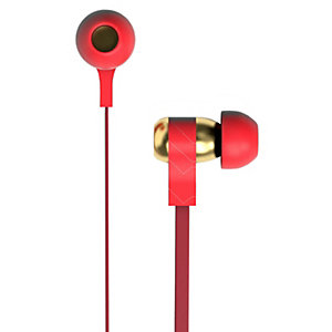 Tribe Swing Iron-Man in-ear hodetelefoner