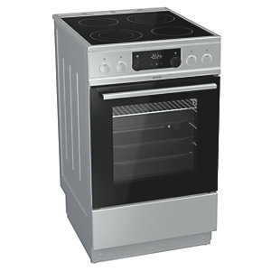 Gorenje Advanced komfyr EC8535XPB (stål)