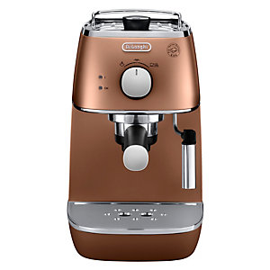 DeLonghi Distinta espressomaskin ECI 341.BK (koppar)
