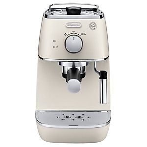 De'Longhi Distinta espressomaskin ECI 341.W (hvit)