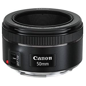 Canon EF 50 mm F1.8 STM objektiv