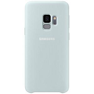 Samsung Galaxy S9 Silicone deksel (blå)