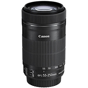 Canon EF-S 55-250mm f/4-5.6 IS STM telezoom-objektiv