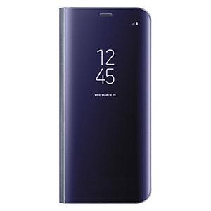 Samsung Galaxy S8+ standing view mobildeksel (lilla)