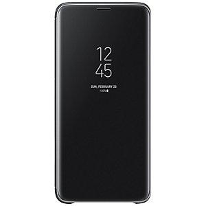 Samsung Galaxy S9 Plus suojakuori (musta)