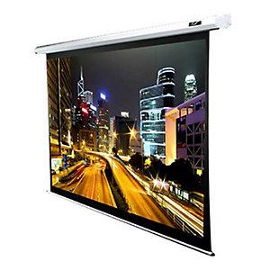 Elite Screens projektorlerret Electric106NX (sort)