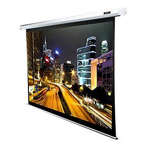 Elite Screens projektorduk ELECTRIC125XH (vit)