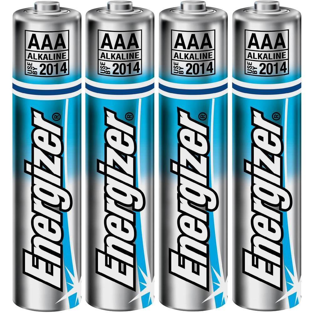 ENERHTAAA4PK : Energizer HighTech AAA batterier (4 pakk)