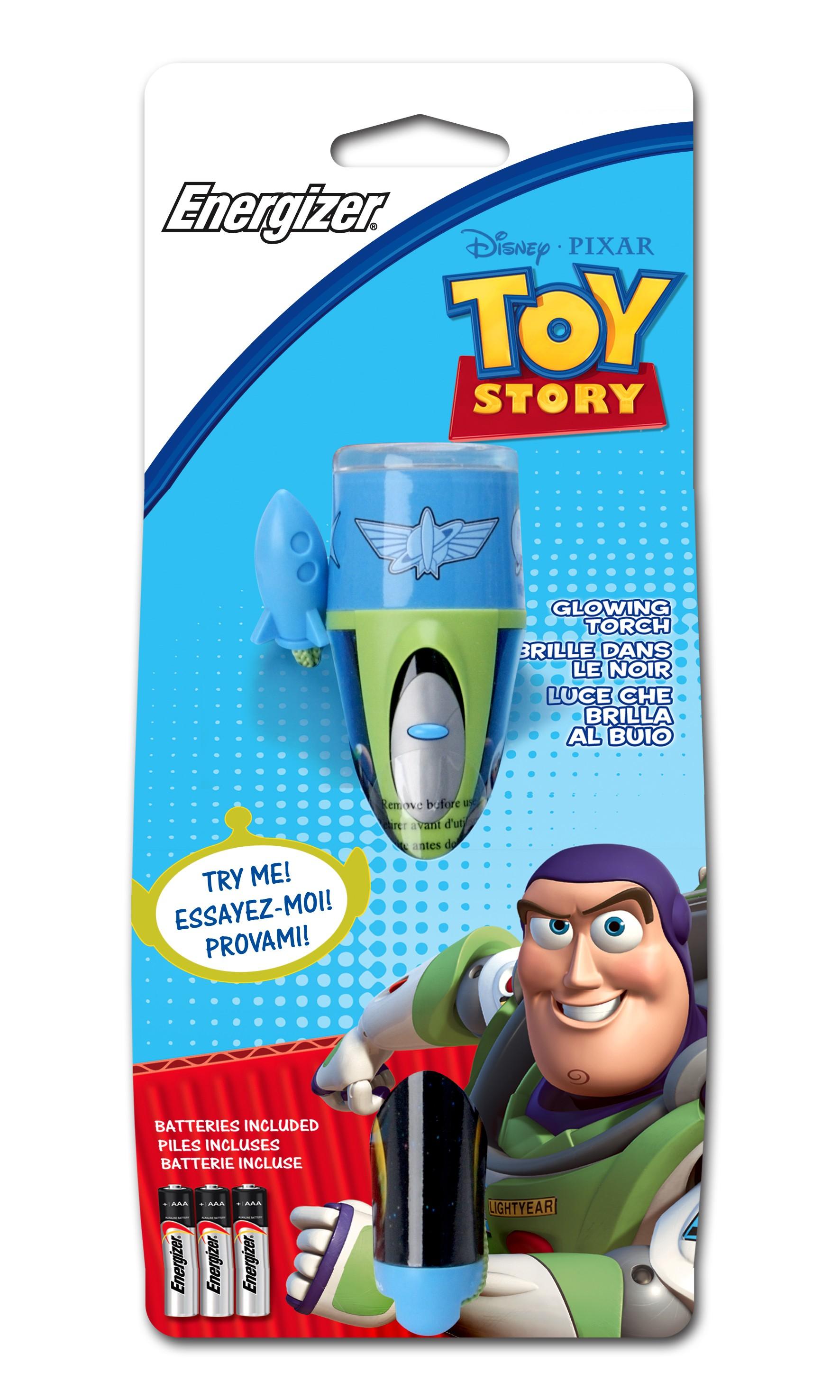 235340 : Energizer LED-lommelykt Toy Story