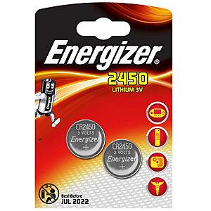 Energizer CR2450 Lithium Batteri (2 st)