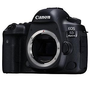 Canon EOS 5D MARK IV DSLR järjestelmäkamera
