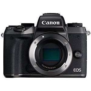Canon EOS M5 kompakt systemkamera (kropp)