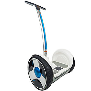 Ninebot by Segway E+ selvbalanserende scooter (hvit)