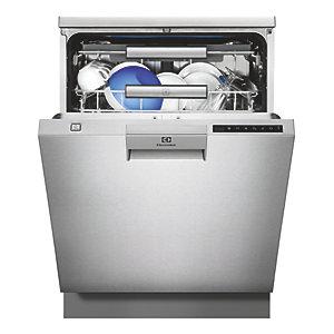 Electrolux oppvaskmaskin ESF7740ROX (rustfritt stål)