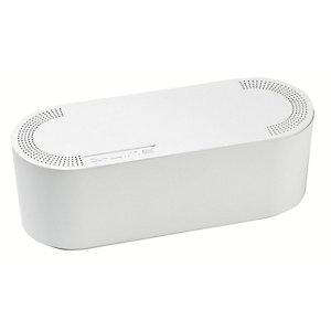 D-Line Cable Tidy Unit liten (vit)