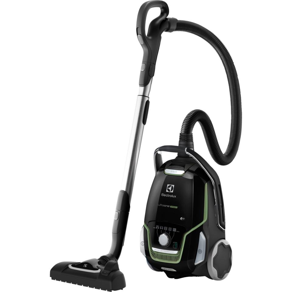 Electrolux UltraOne Green dammsugare (svart) - Dammsugare och ...