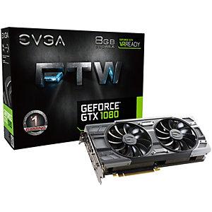 EVGA GeForce GTX 1080 FTW Gaming grafikkort 8G