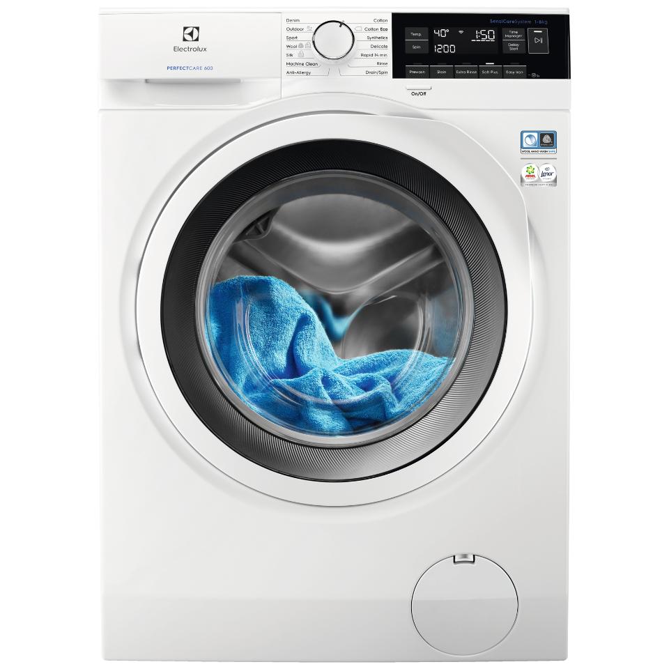 Electrolux PerfectCare 600 tvättmaskin EW6F6268N3 - Tvättmaskin ... : elgiganten bänkdiskmaskin : Inredning