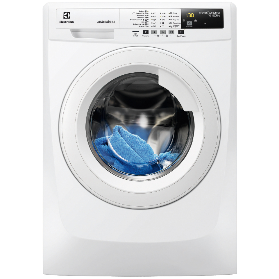 Electrolux FlexCare Tvättmaskin EW81611F - Tvättmaskin - Elgiganten