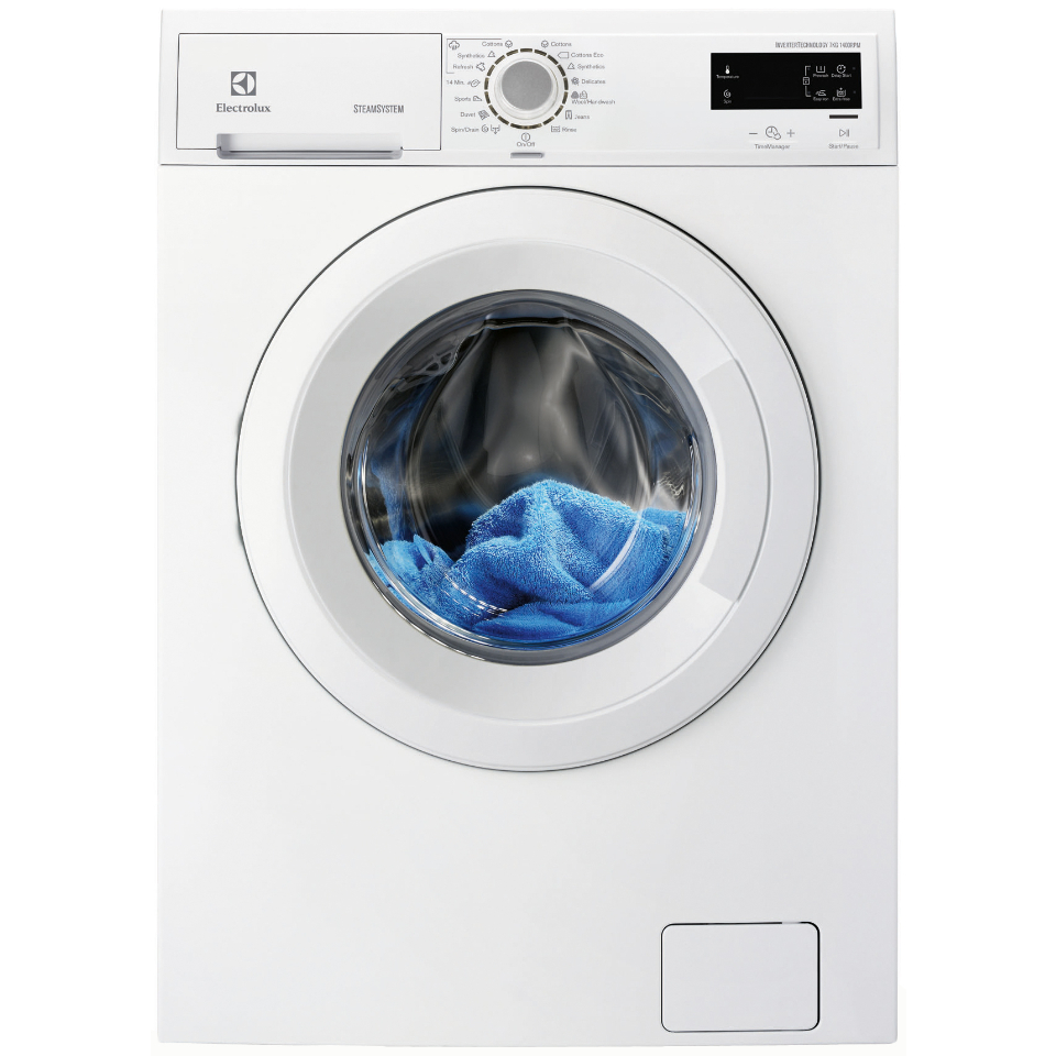 Electrolux Inspiration Tvättmaskin EWF1476GDW - Tvättmaskin ...