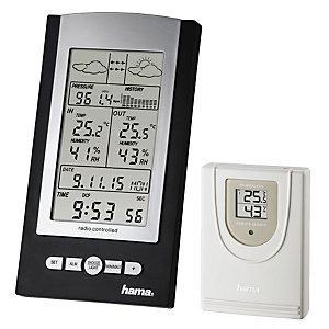 Hama väderstation EWS800 (silver)