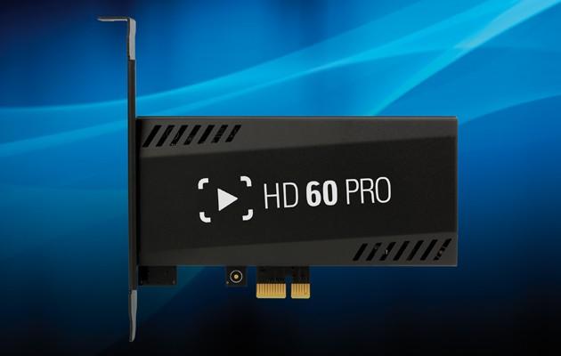 """Spela in gameplay och streama direkt från din PC med Elgato Game Capture HD60 Pro"""" title="""