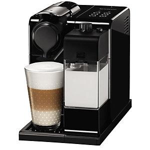 Nespresso Lattissima Touch Kapselmaskin F511 svart