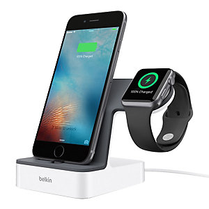 Belkin PowerHouse dockingstation Apple Watch + iPhone