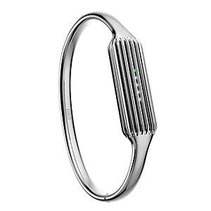 FitBit Flex 2 armband L (rostfritt stål)