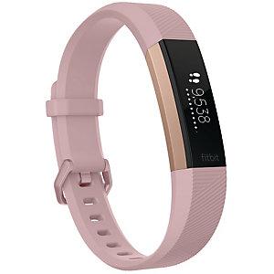 FitBit Alta HR aktivitetsarmband S (guld, rosa)