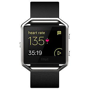 Fitbit Blaze Smart Träningsklocka Large (svart)