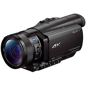 Sony FDR-AX100 4K Videokamera (svart)