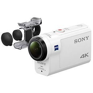 Sony FDR-X3000R actionkamera + Finger Grip