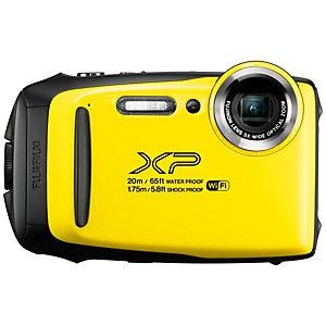 Fujifilm FinePix XP130 digikamera (keltainen)