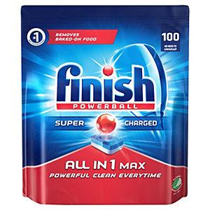 Finish All-in-1 Powerball konetiskiainekapselit 3039604
