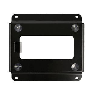 Flexson Väggfäste för Sonos SUB (svart - 1 st)