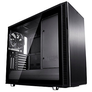 Fractal Design Define R6 PC chassi (blacked-out,window)