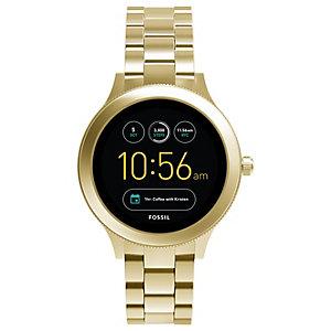 Fossil Q Venture smartwatch (guldpläterad)