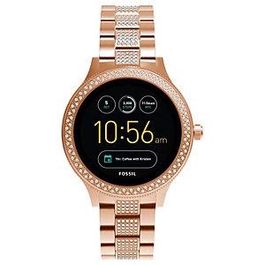 Fossil Q Venture smartwatch (roséguld)