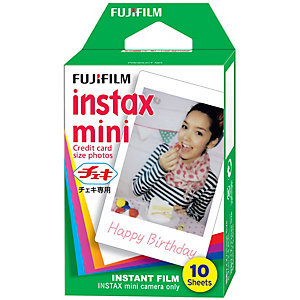 Fujifilm Instax Mini fotoark (10-pakk)