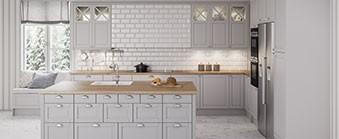 Kjøkken og vaskerom fra Epoq