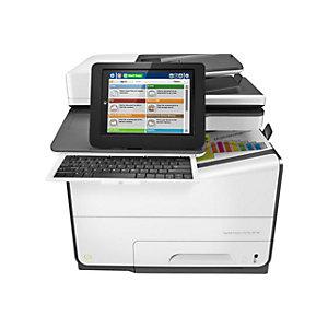 HP PageWide Enterprise Color Flow MFP 586z - multifunksjonsskriver (farge)