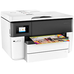 HP Officejet Pro 7740 All-in-One - multifunksjonsskriver (farge)