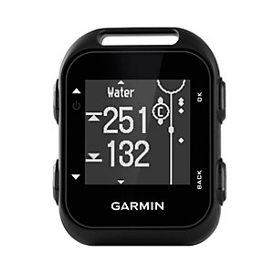 Garmin Approiach G10 GPS til golf (sort)