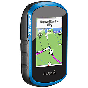 Garmin eTrex touch 25WE utendørs-GPS
